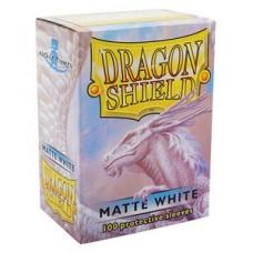 OVITKI DRAGON SHIELD - MATTE BELI 100