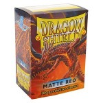 OVITKI DRAGON SHIELD - MATTE RDECI 100